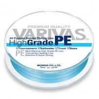 High Grade PE Blue 150m #1.2 14.9lb шнур Varivas