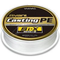 Casting PE Si-X, 300m, #10 шнур Varivas