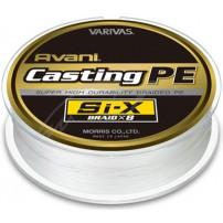 Casting PE Si-X, 300m, #5 шнур Varivas