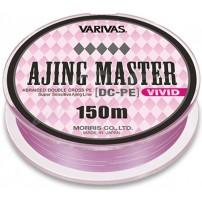 Ajing Master DC-PE Vivid 150m 6.7lb #0,4 шнур Varivas