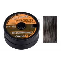 Super Snake FS 15m 25lbs поводковый материал Prologic