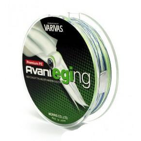 Avani Eging PE Green 120m #0.8 шнур Varivas - Фото