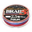 Super Braid 5 150m #1.2/0.185мм 7.1кг шнур Sunline