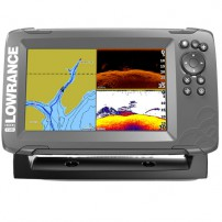 Hook 27 splitshot эхолот Lowrance