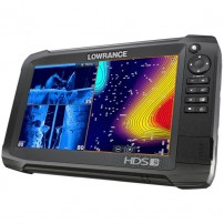 HDS-9 Carbon эхолот Lowrance