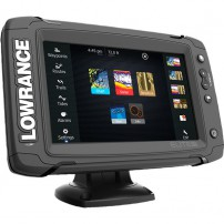 Elite-7Ti TotalScan эхолот Lowrance