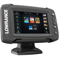 Elite-5Ti TotalScan эхолот Lowrance
