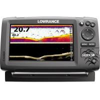 Hook 7x эхолот Lowrance