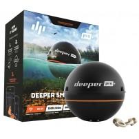 Deeper Pro+ WiFi+GPS беспроводной эхолот...