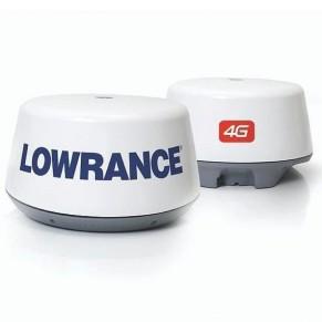 4G радар Lowrance - Фото