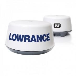 3G радар Lowrance - Фото