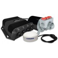 Outboard Pilot Hydraulic Pack комплект автопилота Lowrance