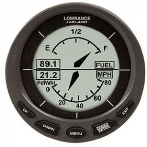 LMF-400 мультифункциональный дисплей Lowrance - Фото