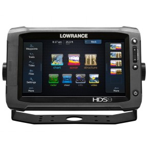 HDS-9 Gen2 Touch эхолот Lowrance - Фото