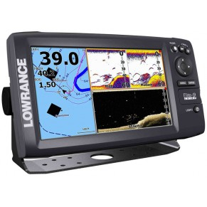 Elite-9 Chirp эхолот Lowrance - Фото