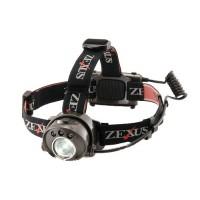 Professional 150lm фонарь налобный Zexus