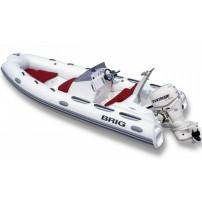 Eagle E480L моторная лодка Brig