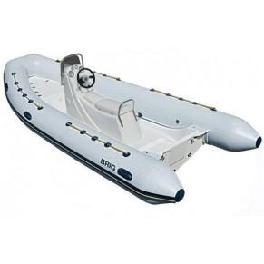 Falcon Riders F500 Sport лодка с пластиковым днищем Brig - Фото