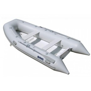 Falcon Tenders F360 лодка с пластиковым днищем Brig - Фото