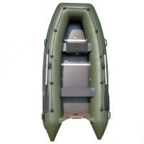 Шельф 310K лодка надувная зеленая Sportex