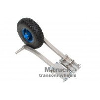 Transom wheels транцевые колеса оцинковка M- truck