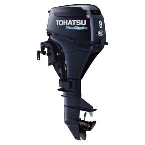 MFS8A3 EPS лодочный мотор Tohatsu - Фото