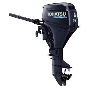 MFS8A3 S лодочный мотор Tohatsu - Фото