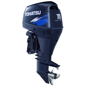 MD75C2 EPTOL лодочный мотор Tohatsu - Фото