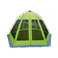Lund тент-шатер полуавтомат. Norfin...