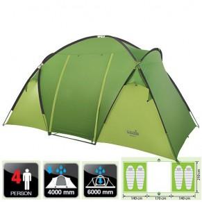 Burbot 4 палатка 4-х местная Norfin - Фото