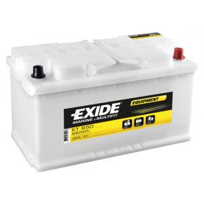 Equipment ET 650 100Ач аккумулятор Exide - Фото