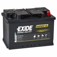 Equipment Gel ES 900 80Ач аккумулятор Exide