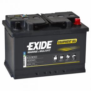 Equipment Gel ES 900 80Ач аккумулятор Exide - Фото