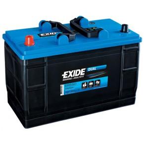 Dual ER 550 115Ач аккумулятор Exide - Фото