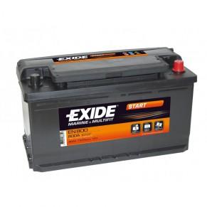 Start EN 800 90Ач аккумулятор Exide - Фото