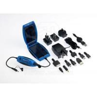 Powermonkey eXplorer V2 Blue солнечное зарядное устройство Powertraveller
