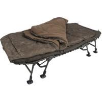 Indulgence Air Frame Emperor Bedchair раскладушка+спальный мешок Nash