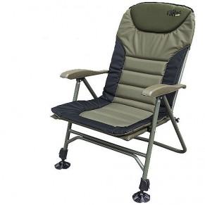 Humber кресло карповое (регул. наклона спинки) Norfin - Фото