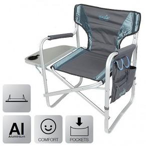 Risor NFL кресло складное алюмин. (с откидным столиком) Norfin - Фото