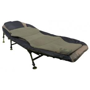 Green Limbo Bedchair со сьемным матрасом раскладушка Prologic - Фото