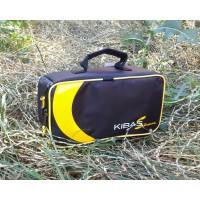 K 1302 Hard футляр для 2х катушек Kibas