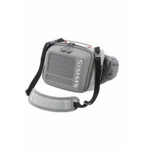 Waypoints Hip Pack Small Gunmetal сумка Simms - Фото