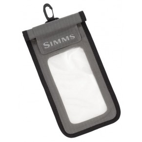 Waterproof Tech Pouch Gunmetal сумка Simms - Фото