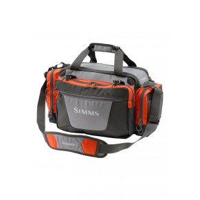 Headwaters Tackle Bag Charcoal сумка Simms - Фото