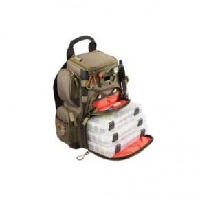Recon Lighted Compact Backpack сумка Gowildriver - Фото