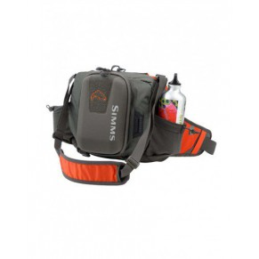 Headwaters Hip Pack Fury Orange сумка Simms - Фото