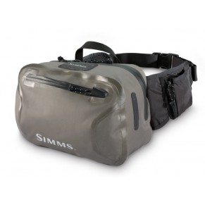 Dry Creek Hip Pack Sterling сумка Simms - Фото