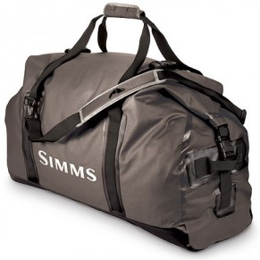 Dry Creek Duffel Small Sterling сумка Simms - Фото