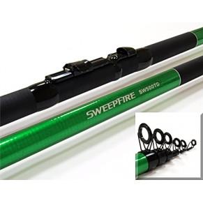 SweepFire Bolo SWV40G-AR 4m удилище Daiwa - Фото