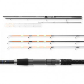 Team Daiwa Heavy Feeder TDHF 13-AD 3,9 до 150 удилище Daiwa - Фото